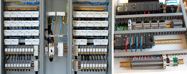 Design and assembly of electrical panels | Prostream