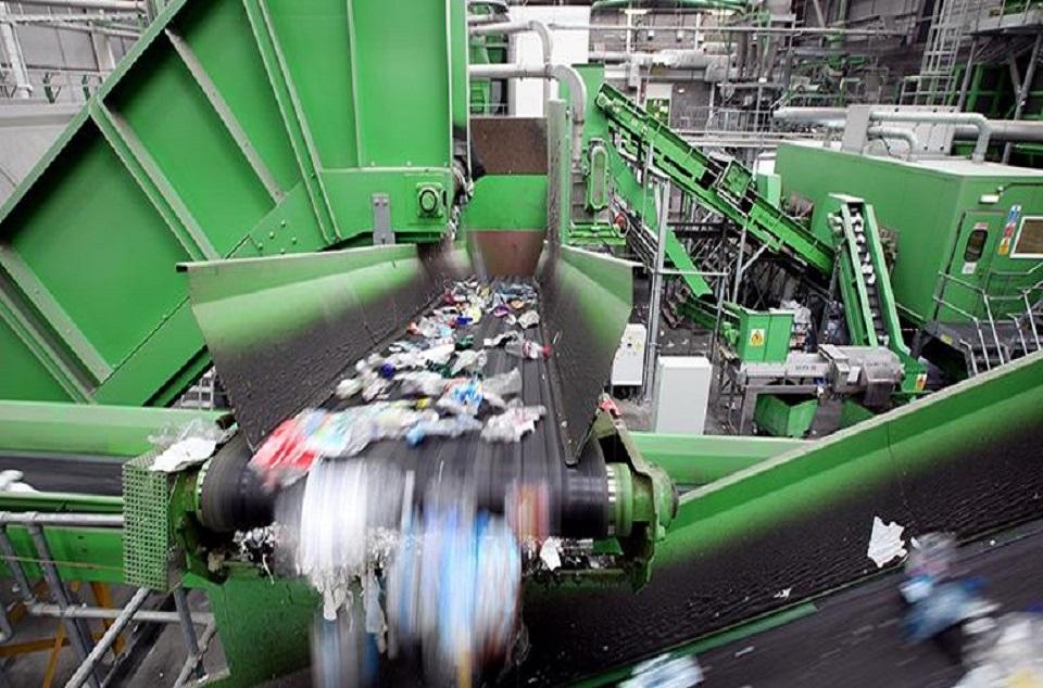 рециклиране на пластмаса