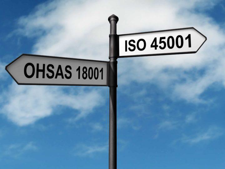 Прострийм Груп със сертификат по ISO 45001:2018