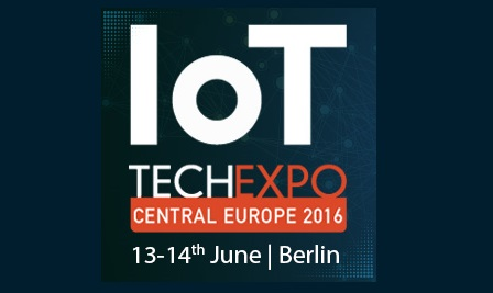 Посещение на изложението IoT Tech Expo в Берлин, 13-14 Юни 2016
