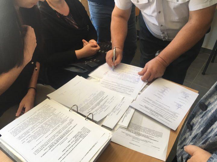Успешно премината приемателна комисия на ПСОВ