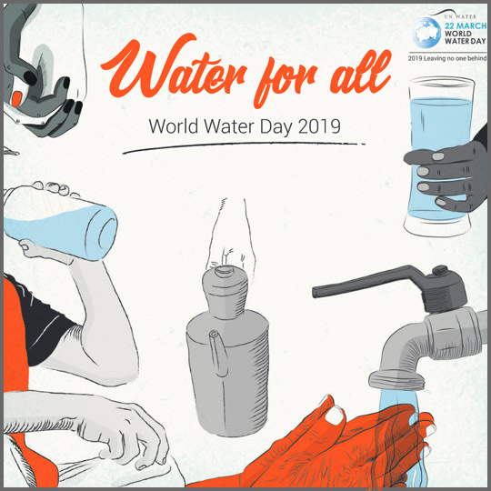 22 март – Световен ден на Водата
